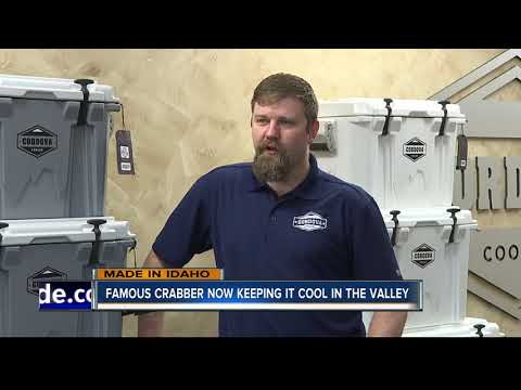 From 'Deadliest Catch' To Coolers: Former Crabber Now An Entrepreneur In Nampa