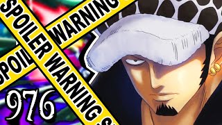 REUNITED AT LAST!!! | One Piece Chapter 976 Review