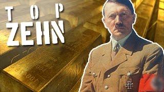 10 ungelöste Mysterien aus der Nazi-Zeit
