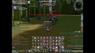 RF Online - Cora Aquila Ranger Adventurer : Stunt Devastator & BlackSignSquadCannoner