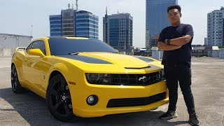 Chevrolet Camaro SS 2013 Review and Test Drive | Mobil Chevrolet 1M!!!