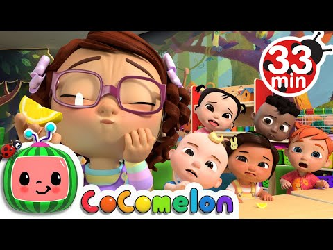Five Senses Song + More Nursery Rhymes & Kids Songs - CoCome