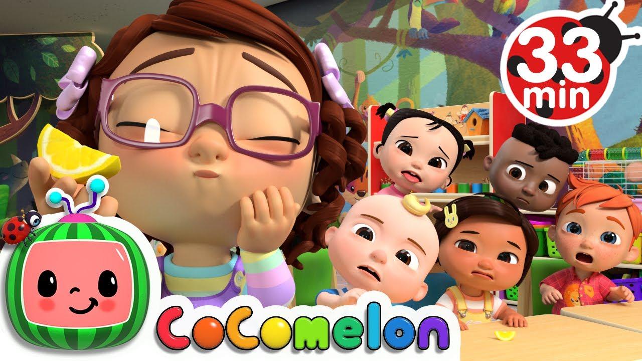 Download Five Senses Song + More Nursery Rhymes & Kids Songs - CoComelon