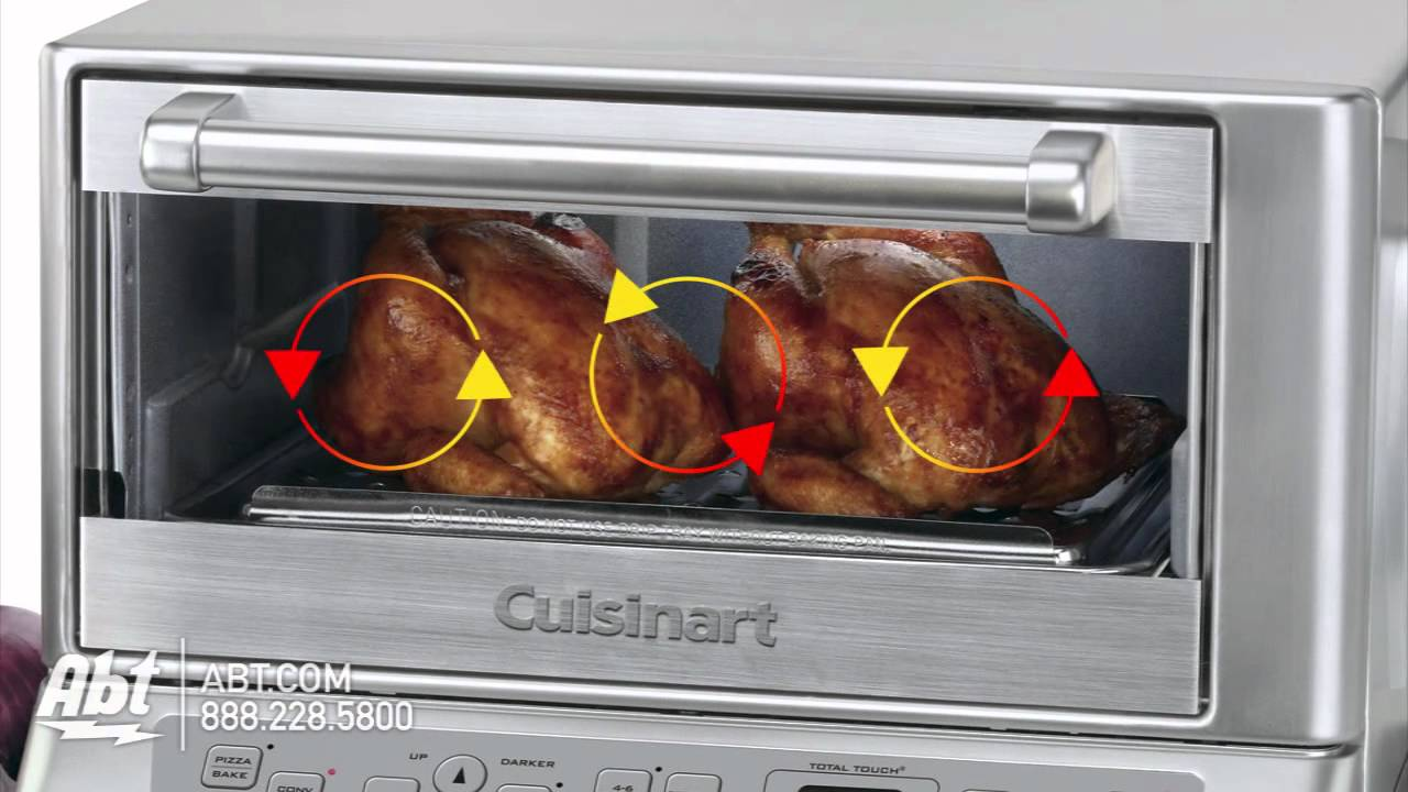 Review of Cuisinart Stainless Steel Convection Toaster Oven TOB