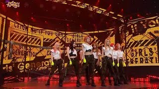 【TVPP】SNSD - Catch me if you can, 소녀시대 – Catch me if you can @ Comeback Stage, Music Core Live