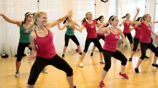 Healthy Living Bloggers Take Over Reebok! Cardio Dance & Cross Fit