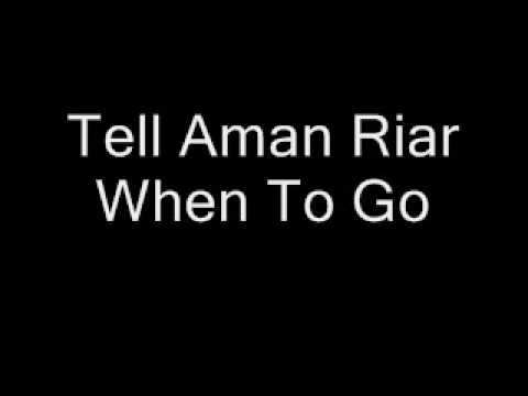 Punjabi Remix - Tell Aman Riar When To Go