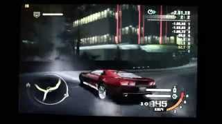 Need for speed carbon на планшете windows 8.1 Pipo W3
