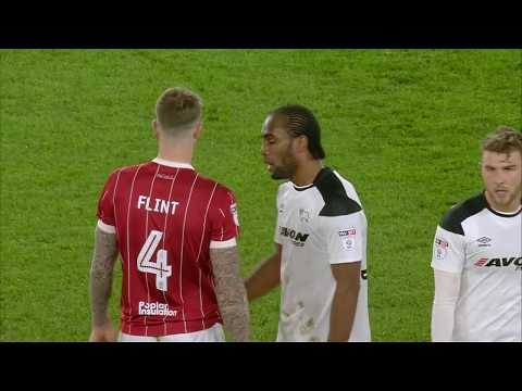 MATCH HIGHLIGHTS | Derby County vs. Bristol City