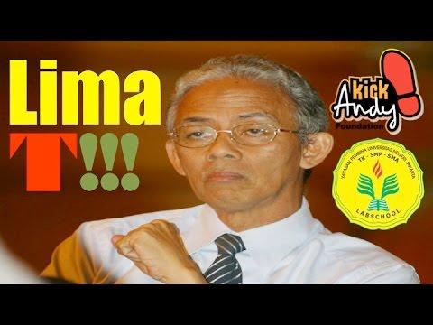 Lima T - MOTIVASI ARIEF RACHMAN (Kick Andy) Mp3