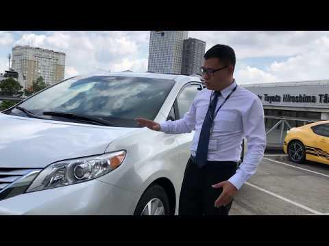 Toyota Siena - Xe Dành Riêng Cho Thương Gia - Chuyên Cơ Mặt Đất tại Toyota Tân Cảng ☎️ 0901777000