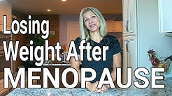 How to Make Weight Loss Easier After Menopause