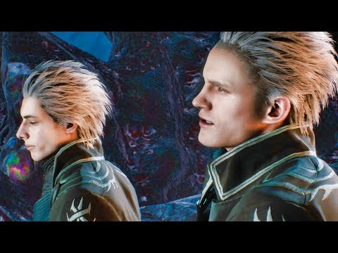 DEVIL MAY CRY 5 MOD - EVERYONE IS VERGIL !!! thumbnail
