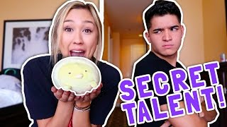 Repeat youtube video SUPER SECRET SPECIAL TALENT!