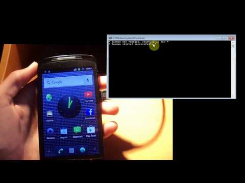 ZTE Skate 05 - CWM (ClockWorkMod) Recovery telepítése (USB-módszer) /wintyo-Hungarian/