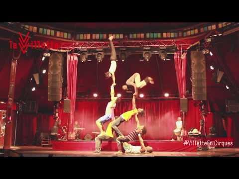 Cirque Mandingue - Afro Cirkus