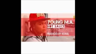 Young ma hot sauce instrumental (prod. by reveal)
