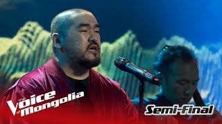 "Enkhsukh - ""Where's my love"" 