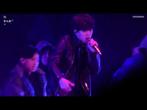 [4K fancam] 180127 EℓyXiOn in Saitama - GO. (Sehun Solo)