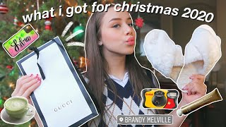 WHAT I GOT FOR CHRISTMAS 2020 !!! || Fernanda Ramirez