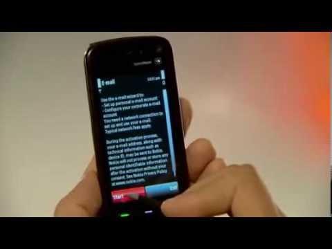 How To Setup Nokia Messaging On Nokia 5800