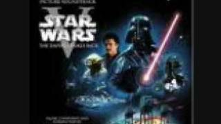 Star Wars The Empire Strikes Back track six The Asteroid Field