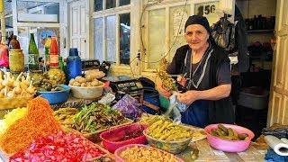 Рынок в Дербенте (полная версия)