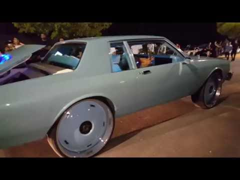BOX CHEVY | HUGE TVS AND CRESCENDO SYSTEM