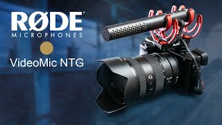 RODE VideoMic NTG Review | On-Camera & USB Microphone