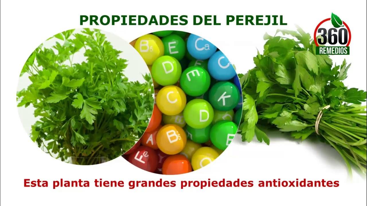 perejil sirve para la diabetes