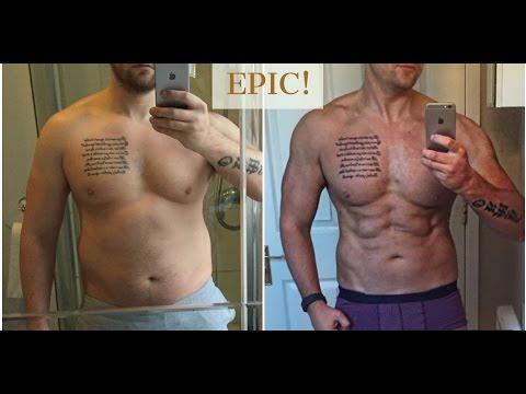 Inspiring 12 Week Natural Transformation   GAINS muscle & Loses Fat