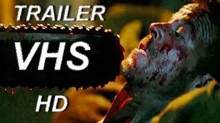 Техасская резня бензопилой: Кожаное лицо (2017) - русский трейлер 2 - VHSник