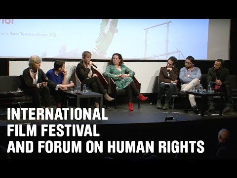 Libya: War by rape • Forum #fifdh18 • english