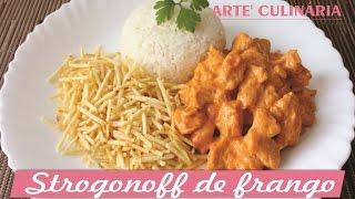 STROGONOFF DE FRANGO