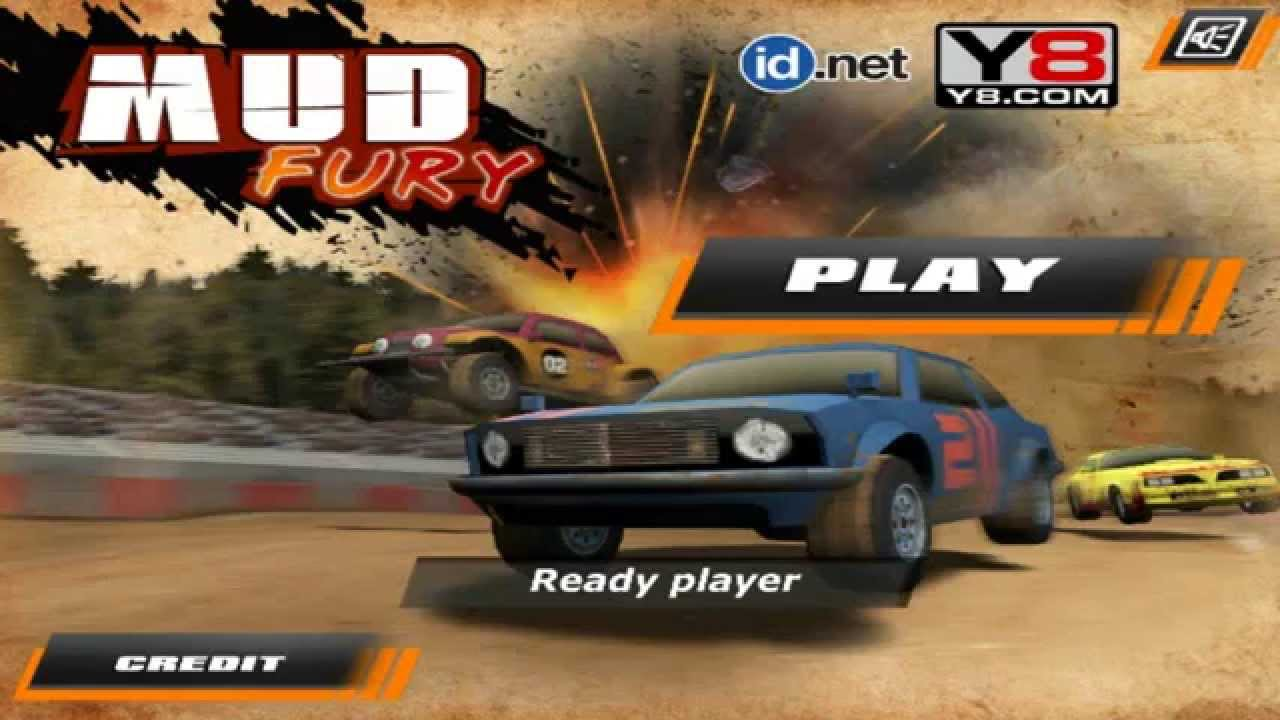 Play Mud Fury Game Online Free Car Racing Games To Play