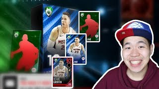 Nba Live Mobile 18 TOTW Pack Opening EP. 8 - Can