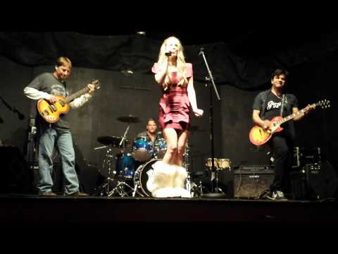 FDR Band with Aubrie on vocals
