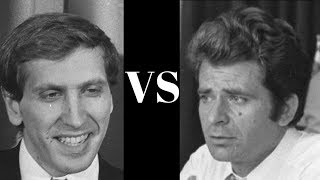 Amazing Game: Bobby Fischer vs Boris Spassky 1972 Game 6 - Queens Gambit Declined - Brilliancy!