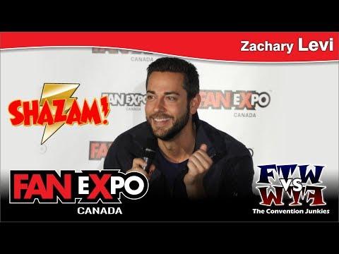 Zachary Levi   eXpo Canada 2017  Full Panel