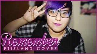[ FTISLAND ] Remember [ Cover Trisha Rivera ]