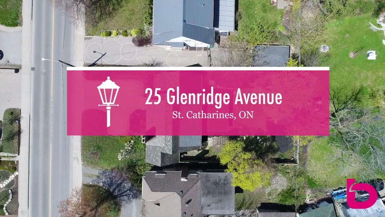 25 Glenridge Avenue St Catharines St Catharines Real Estate