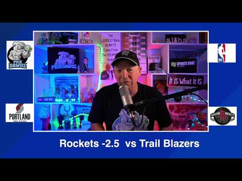Houston Rockets vs Portland Trail Blazers 1/28/21 Free NBA Pick and Prediction NBA Betting Tips