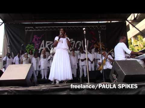 """Edwin Hawkins Community In Praise Choir """"Oakland Art & Soul 2016"""""""