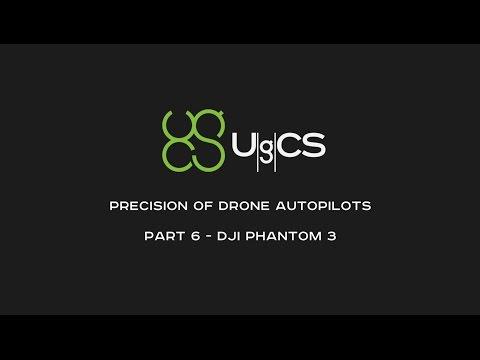 Comparing Drone Autopilot Precision - Part VI - DJI Phantom 3