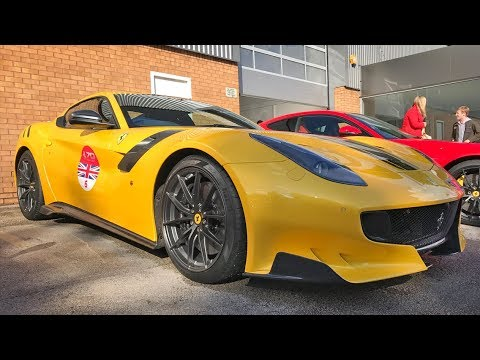 Swapping My Speciale For A Ferrari F12 TDF? LIVE