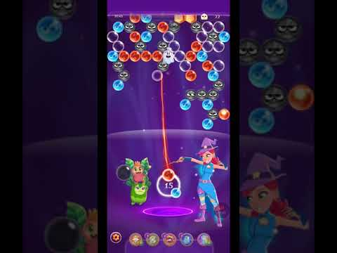 Bubble Witch 3 Saga Level 1274 ~ No Boosters