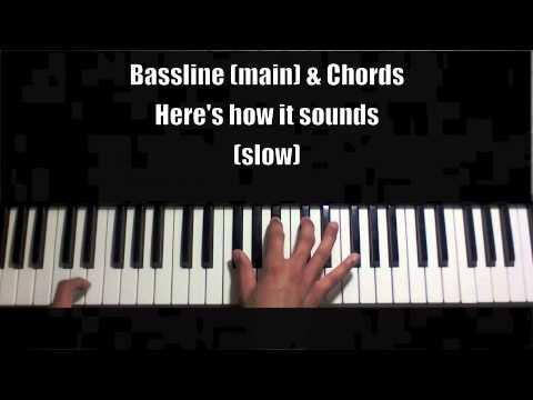 Daz Dillinger G Funk Piano Tutorial In Cminor Youtube