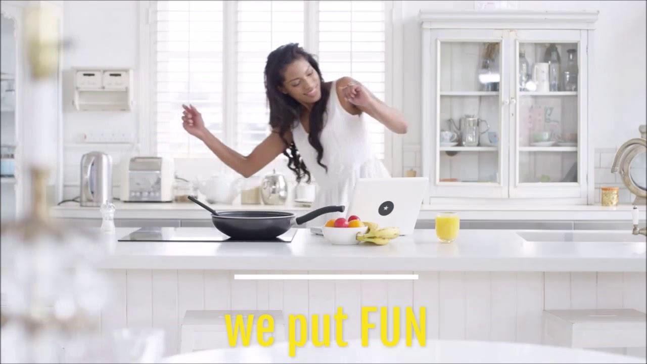 FUNctional Kitchens By Pinnacle