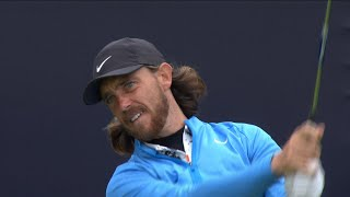 Highlights: Every shot from Fleetwood's final-round 74 at the 2019 Open Championship | Golf Channel