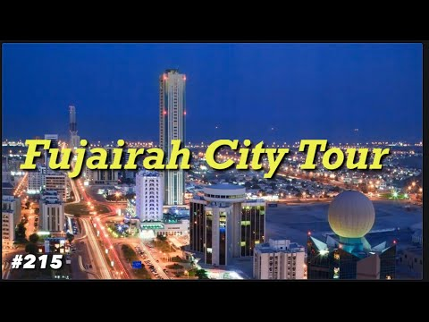 Fujairah City Tour | Fujairah Sight Seeing Tour | Things To Do In Fujairah | Things Do In Dubai